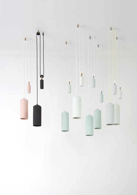 lámparas colgantes porcelana 3